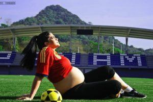 Grossesse, Football, Stade De Maracana, Sports, Pelouse